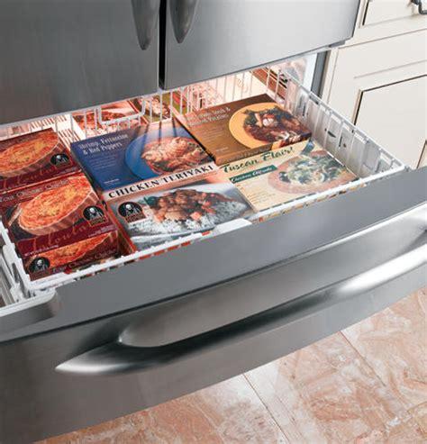 pgcspjxss ge profile  cu ft refrigerator  armoire styling monogram appliances