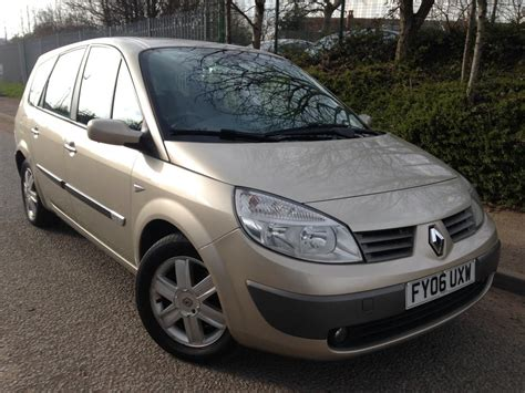 Renault Grand Scenic 2006 2.0 Automatic Dynamique***low