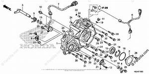Honda Side By Side 2015 Oem Parts Diagram For Rear