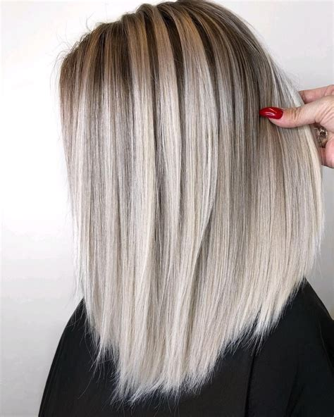 sexiest shades  platinum blonde hair      bit rebels