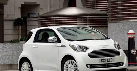 top gear  aston martin cygnet