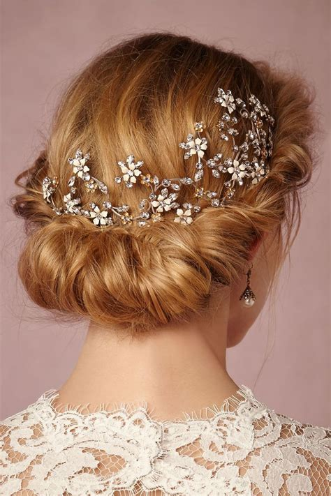 Bridal Hair Accessories by Bridal Hair Accessories From Bhldn Knotsvilla