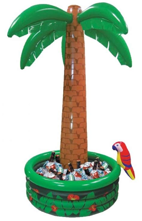 inflatable palm tree cooler ft high ua