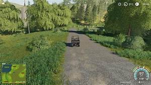 FS19 - Grizzly Mountain Logging Map V1 Simulator Games