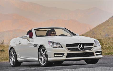 2015 Mercedes-benz Slk Class Review, Ratings, Specs
