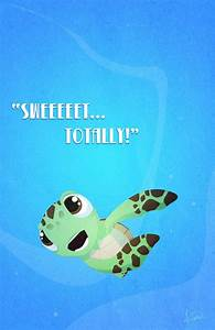 Crush From Finding Nemo Quotes. QuotesGram