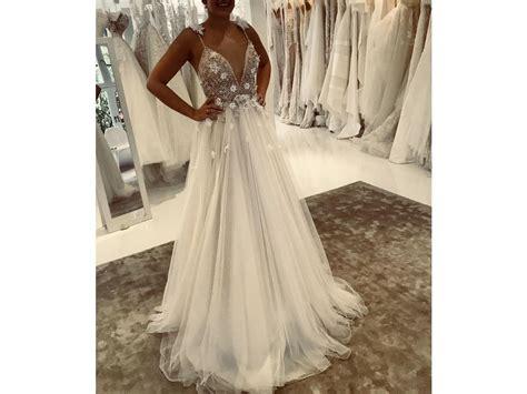 berta muse adel wedding dress  size