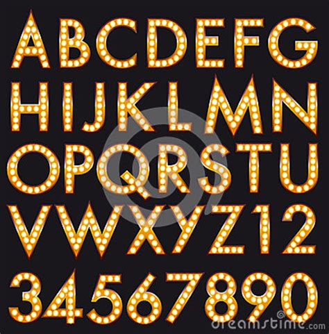 marquee letter font marquee alphabet font letters in broadway billboard sign 53642