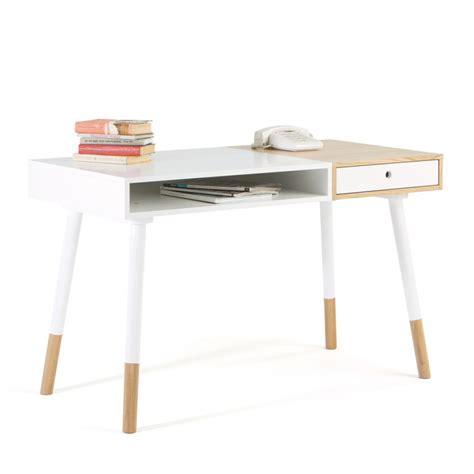bureau blanc bureau design blanc sonnenblick par drawer fr