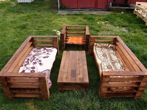 close   nature   wooden garden furniture