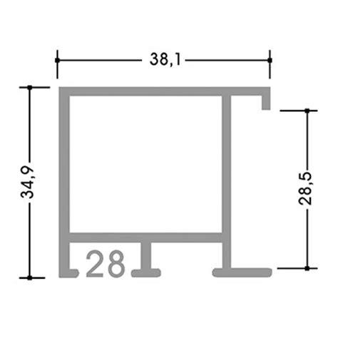 cadre en aluminium sur mesure klueber gebira giga cadre en aluminium sur mesure
