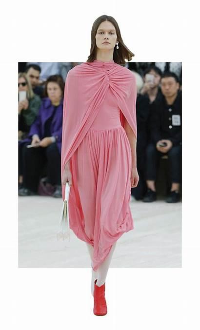 Vogue Runway Trends Spring Milan Report Trend