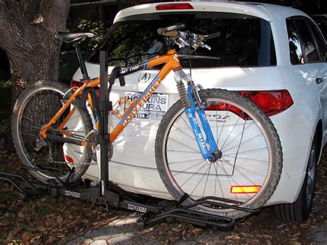 bike rack      rdx acurazine acura