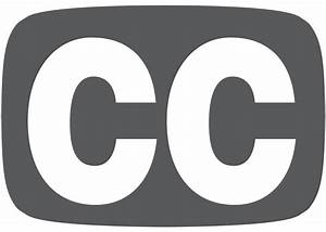 Free Closed Captioning Icon 399997 | Download Closed ...