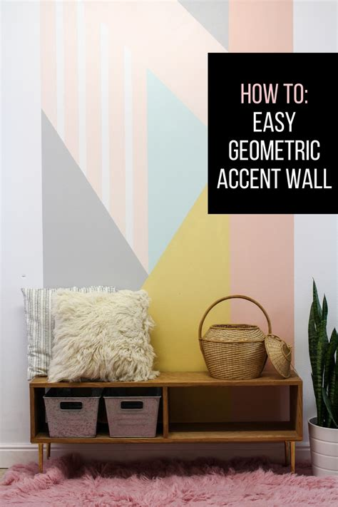 How To Easy Diy Geometric Accent Wall  Hawthorne And Main. Art And Posters For Sale. Sad Banners. Shop Window Logo. Fairy Tale Decals. Order Personalized Stickers Online. 1st December Signs. Ankle Bone Signs. Calculus Lettering