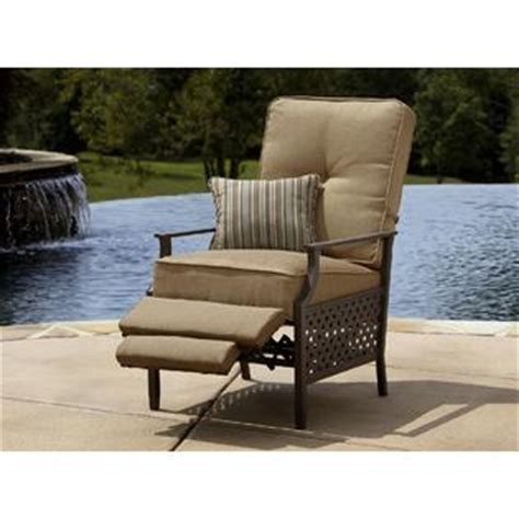 la z boy kennedy recliner outdoor living patio