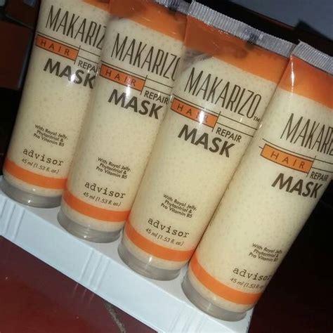 Harga Makarizo Hair Mask Nutriv Repair hair mask repair makarizo masker rambut must muss