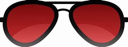 Sunglasses Clipart Glasses Aviator Clip Shades Sun