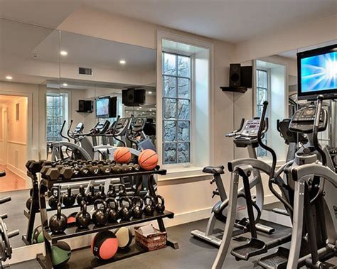 Garage Gym Inspirations & Ideas Gallery Pg 2. Cambria Torquay. Tile Floor Ideas. Home Improvement Websites. Distressed Leather Club Chair. Faux Bamboo Chairs. Colored Ceilings. Modern Art Deco. Round Pendant Light
