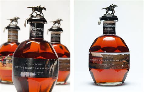 Blanton's Bourbon / Packaging | ideas are BORN
