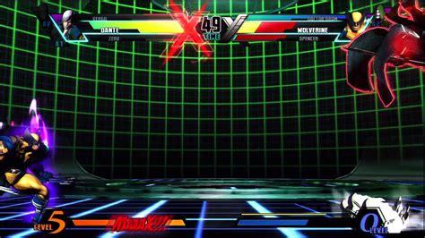 Ultimate Marvel Vs Capcom 3 Zerovergildante Vs