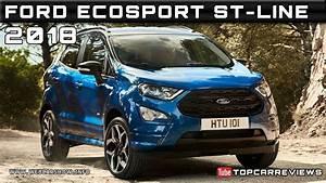Ford Ecosport St Line 2018 : 2018 ford ecosport st line review rendered price specs ~ Kayakingforconservation.com Haus und Dekorationen