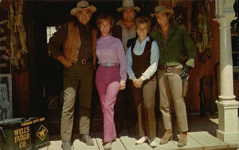 ponderosa ranch  bonanza tv fame incline village nv actors
