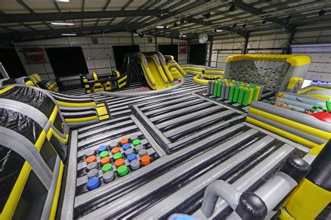 Uk's Biggest Indoor Inflatable Comes to Velocity Widnes ...