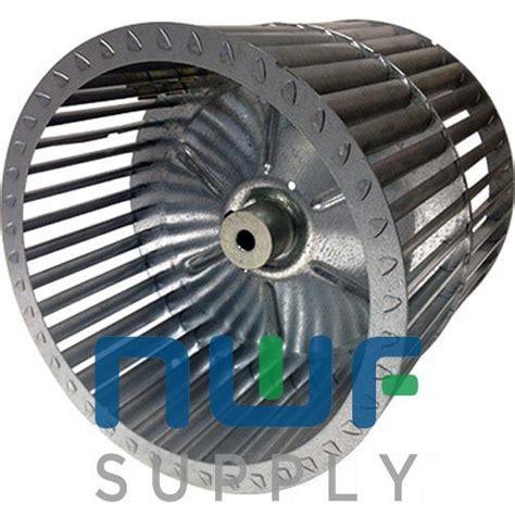 trane fan00545 fan0545 replacement furnace squirrel cage blower wheel 10x10 cw ebay