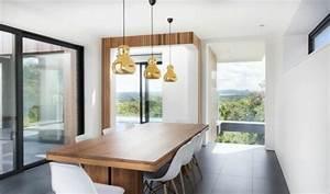 meubles salle a manger 87 idees sur l39amenagement reussi With salle À manger contemporaine avec meuble design scandinave