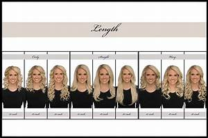 How To Choose Your Length Of Hair Extensions
