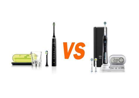 Sonicare DiamondClean VS Oral-B Pro 7000 - Best Electric