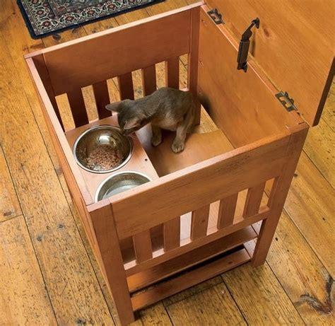 proof cat feeder catnip alley studio proof cat feeding station
