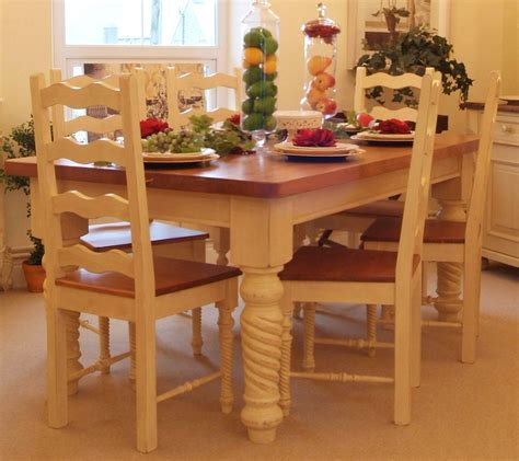 bench style table and chairs country style kitchen what is it midcityeast