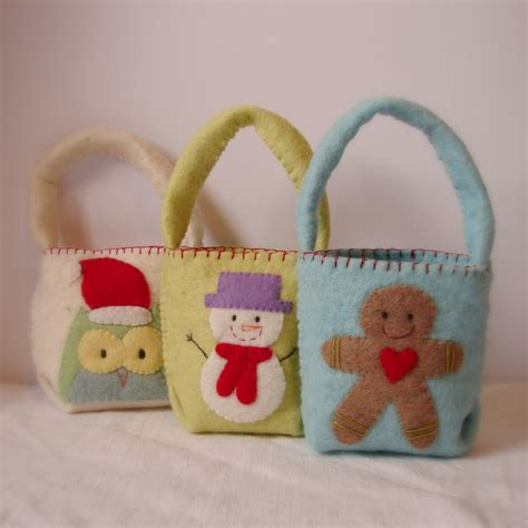 hand made gift bags for christmas creations gift bags
