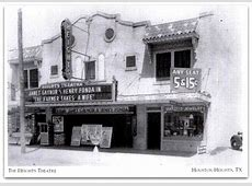 Historical Houston movie theaters Houston Chronicle