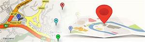 Map Integration In A Gps Tracking System