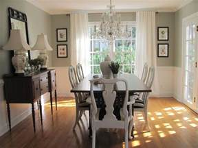 Dining Room Color Ideas Colorful Painted Dining Table