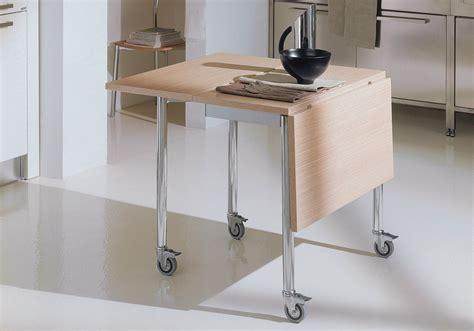 table de cuisine retractable toutes nos astuces déco pour aménager une cuisine