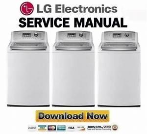 Lg Wt5001cw Service Manual  U0026 Repair Guide