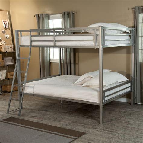 bunk beds full over queen simply elegant fantasy full