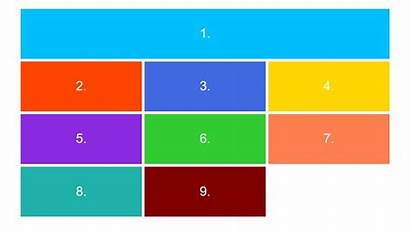 Grid Css Row Create Step Width Column