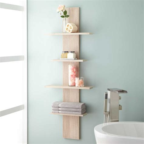 bathroom tub ideas wulan hanging bathroom shelf four shelves bathroom