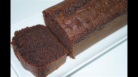 cake au chocolat facile cuisinerapide youtube