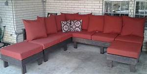furniture stylish diy sectional sofa with chaise and With homemade outdoor sectional sofa