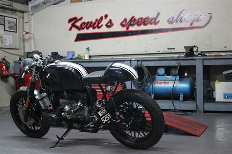 racing caf 232 bmw r80 quot amigo quot by kevils speed shop
