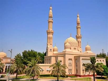 Dubai Mosque Jumeirah Islamic Architecture Interra Corona