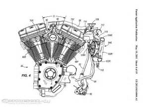 similiar motorcycle engine drawings keywords here s a diagram of harley s iconic pushrod v twin equipped the