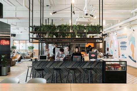 We Bar Bars by A Tour Of Wework S New Coworking Cus In Seoul