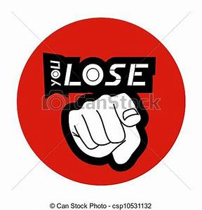 Lose cliparts